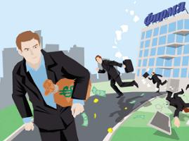 банкротство фирмы